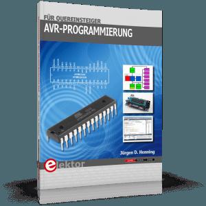 Neues Fachbuch: AVR-Programmierung für Quereinsteiger