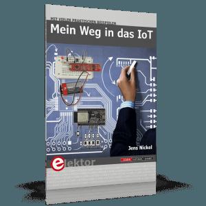 Neues Fachbuch: Mein Weg in das IoT