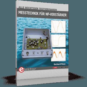 Neues Fachbuch: Messtechnik für NF-Verstärker