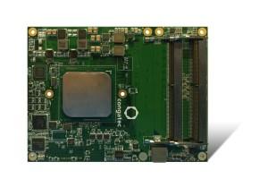 Die neue congatec Server-on-Modules bieten  erstmals 10 Gigabit Ethernet Performance.