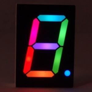 Video: Selbstbau von vollfarbigen 7-Segment-Displays