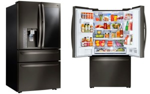 Kampf der intelligenten Kühlschränke: LG gegen Samsung