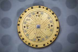 8-qubit Quanten-Prozessor. Bild: Rigetti Quantum Computing