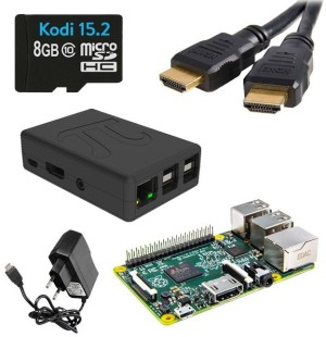 Review: Raspberry Pi 3 als Kodi/XBMC-Mediaplayer