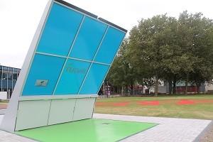 Erste drahtlose Solar-Ladestation für E-Bikes