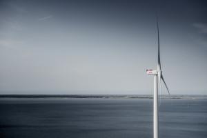 Rekord: Windrad mit 9MW. Bild: MHI Vestas Offshore Wind