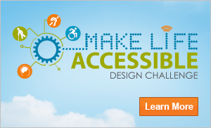 Wettbewerb für Elektronik für Behinderte
