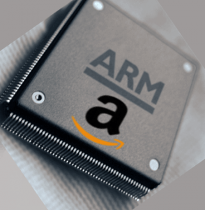Amazon mit eigenem ARM-SoC
