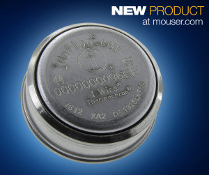 The DS1925 iButton temperature logger from Maxim Integrated