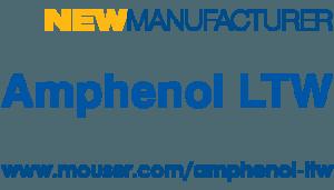 """""""Amphenol LTW freut sich sehr, seine Marktreichweite durch Mouser Electronics erweitern zu können"""", sagte Luc Kan, General Manager von Amphenol LTW."""