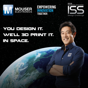 The I.S.S. Design Challenge is a call to college and university students, engineers, and makers, to create a 3D-printable project designed to help I.S.S. astronauts in space.