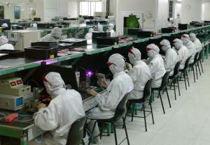 Fabrik im chinesischen Shenzen. Bild: Steve Jurvetson, Menlo Park, USA