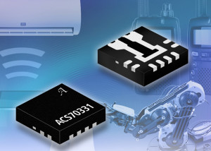 GMR-Stromsensor-IC ACS70331. Bild: Allegro MicroSystems.