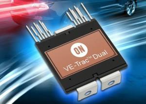 VE-Trac-PIMs für Fahrzeugwechselrichter. Bild: ON Semiconductor.