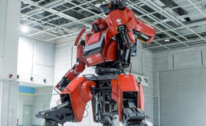 Kampfroboter bei Amazon