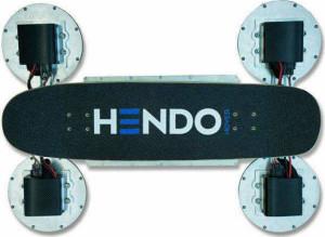 Neues Hoverboard: Zurück in die Zukunft 2.0