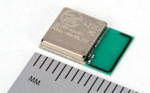 Winziges Bluetooth-Modul von Fujitsu