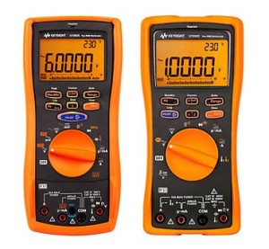 Robuste Multimeter von Keysight
