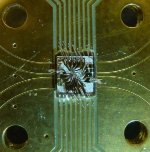 Quantensensor misst Magnetfelder hundertmal genauer