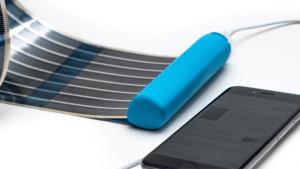 HeLi-on: der kleinste Solarlader der Welt