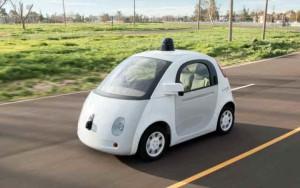 Führerschein für autonome Autos? Bild: Google