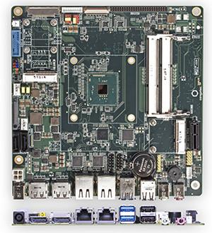 Congatec stellt neue Thin Mini-ITX Motherboards mit Intel® Pentium® und Celeron® Prozessoren vor