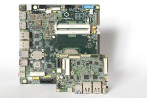 Congatec präsentiert neue Thin Mini-ITX und Pico-ITX Boards  mit Intels neuesten Low-Power Prozessoren (Codename Apollo Lake)