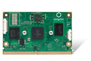 Neues congatec SMARC Modul mit NXP i.MX 8M Mini Prozessor