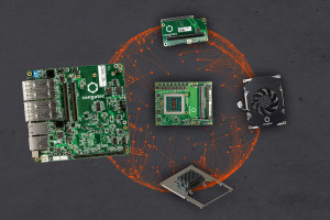 congatec stellt 100 Watt Ökosystem für Embedded-Edge- und Mikro-Server vor