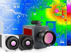 Mit Wärmebildkameras das Wärmemanagement elektronischer Bauteile optimieren