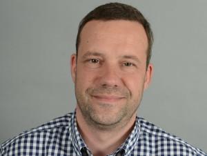 Steve Herd, CEO bei Distrelec