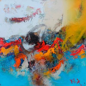 """""""Kunst wirkt sich positiv auf das seelische Wohlbefinden des Menschen aus"""""""