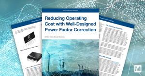 Whitepaper: Die richtige Leistungsfaktorkorrektur senkt die Betriebskosten