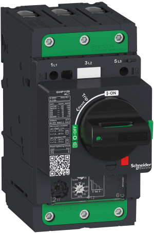 Distrelec erweitert Webshop um das TeSys-GV4-Sortiment von Schneider Electric