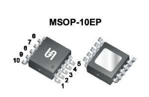 TS19501CB10H. Bild: Taiwan Semiconductor.