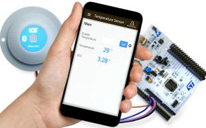 Erstellen Sie sofortige mobile HMI-Apps für STM32 Nucleo