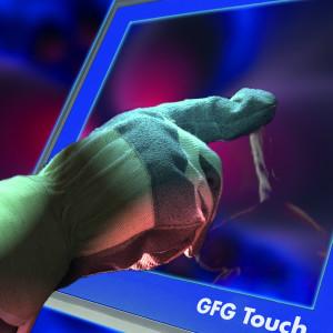 Optimierte resistive Touchscreen Lösungen von SCHURTER