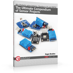 Buchrezension: The Ultimate Compendium of Sensor Projects