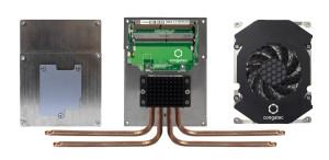 congatec stellt neue Kühllösungen für das 100 Watt Edge-Server-Ökosystem vor