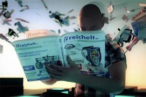 Neuer Reichelt-Katalog in vier Geschmacksrichtungen