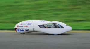 Rekord: Auto benötigt 0,11 l/100km