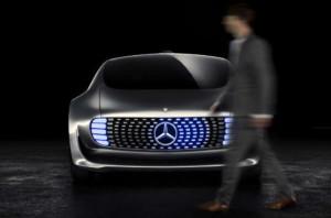 Mercedes-Benz will Tesla Konkurrenz machen