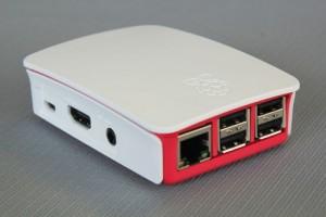Das offizielle Gehäuse für Raspberry Pi 2