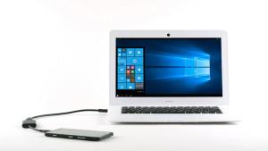 NexDock – Hardware-Addon für RPi 3, Smartphone, Tablet und Mini-PC