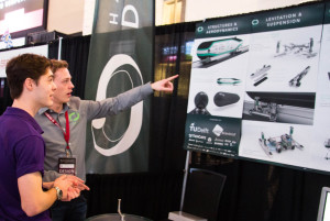 Delfter Studenten belegen 2. Platz im Entwicklungswettkampf Hyperloop
