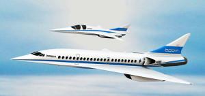 Boom: Überschall-Passagier-Jet 2.0