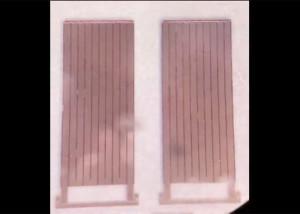 Selbstaufrollende Induktivität (Screenshot). Video: Xiung Li.