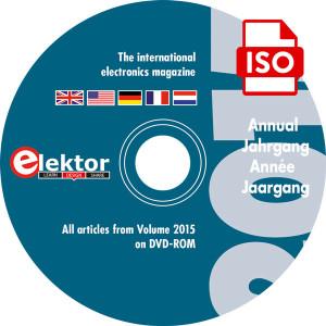 Elektor-DVD 2015