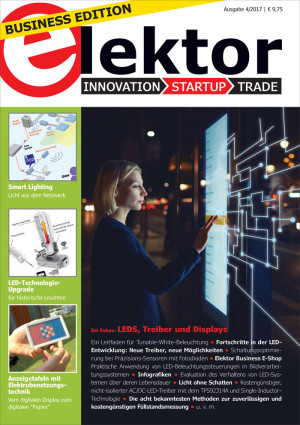 Elektor Business Magazine 4/2017