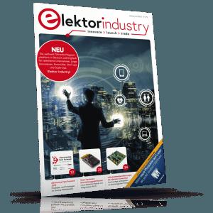 Spezialausgabe electronica 2018 von Elektor Industry ab sofort verfügbar